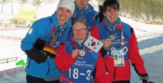 Special Olympics Weltwinterspiele PyeongChang 2013