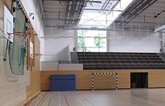 Ihre Körbe werden die Basketballer im Comenius Gymnasium werfen.