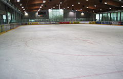 Die Roller Skater können im Eisstadion an der Brehmstraße ihre Runden drehen.