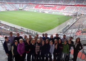 Klausurtagung Special Olympics Düsseldorf 2014
