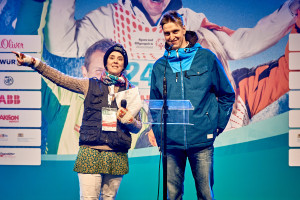 Special Olympics - Nationale Winterspiele Inzell 2015